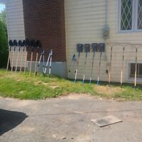 BRAND NEW GARDENING AND OUTDOOR TOOLS-REASONABLY PRICED