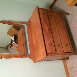 Several Dressers w/mirrors attached