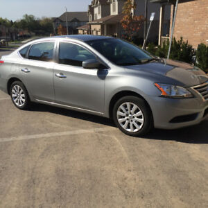"""Great Car at a great price: 2014 Nissan Sentra """"S"""""""