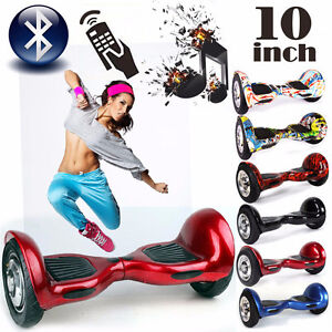 """6.5"""" 8"""" &10"""" Hoverboard Brand New With Bluetooth & FREE BAG!$240"""