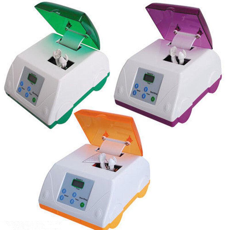 Dental Lab Amalgamator Amalgam Capsule Mixing Machine Motor Mixer HL-AH