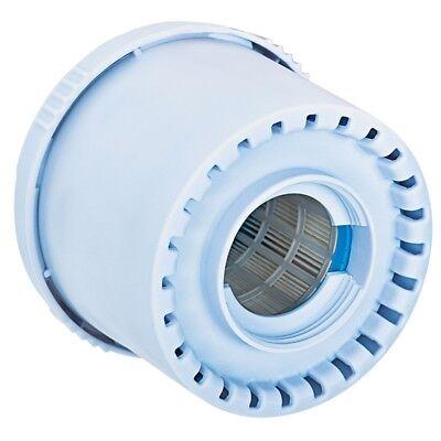 Filterpatronen (Filterpatronen Gehäuse NetSpa für NetSpa Whirlpool + Inclusive 1 Filterkartusche)