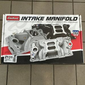 Edelbrock Performer Series Manifolds For AMC / Jeep PT# 2131