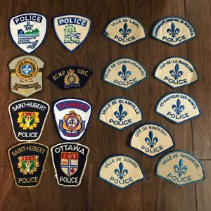 Écusson police