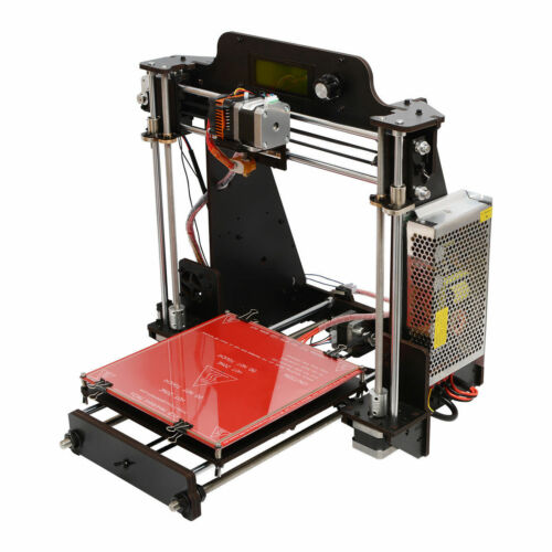 Geeetech Upgraded Pro W DIY 3D Printer Precision Reprap Prus