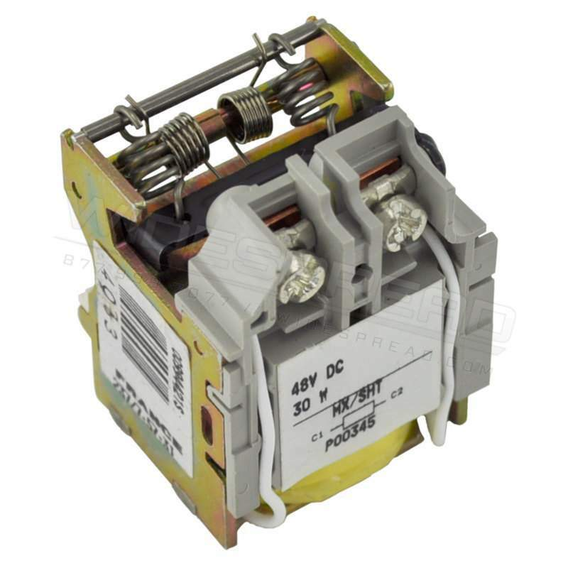 S29393  Circuit Breaker A V S Powerpact Schneider Electric,Square D Shunt Trip