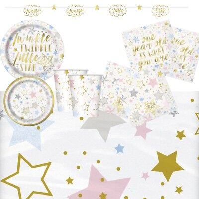 Twinkle Twinkle Little Star Party Decorations (Twinkle Twinkle Little Star Party Supplies Tableware, Decorations &)