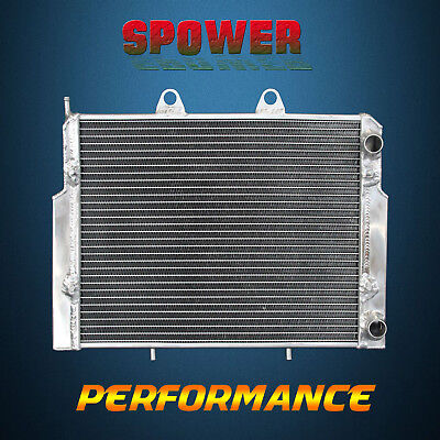 2-Row/CORE Aluminum Radiator For Polaris ATV RZR 800 08-15