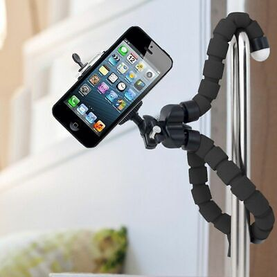 Universal Octopus Stand Grip Tripod Phone Holder for Camera iPhone Samsung