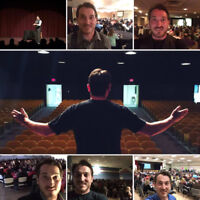 Standup Comedian for Corporate Events and Christmas Party