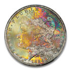 PCGS & CAC Certified Morgan Dollars 1878-1921