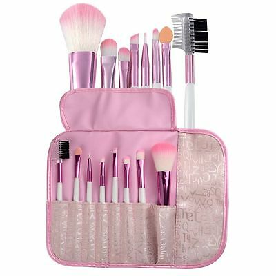 Pro 8pcs Makeup Brushes Set Powder Foundation Eyeshadow Eyeliner Lip Cosmetic