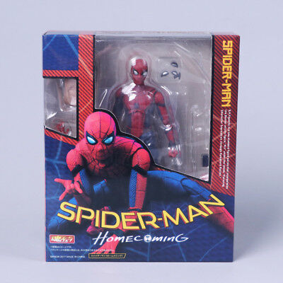 Shf S H Figuarts Marvel Spider Man Homecoming Spiderman Hero Action Figure Toy