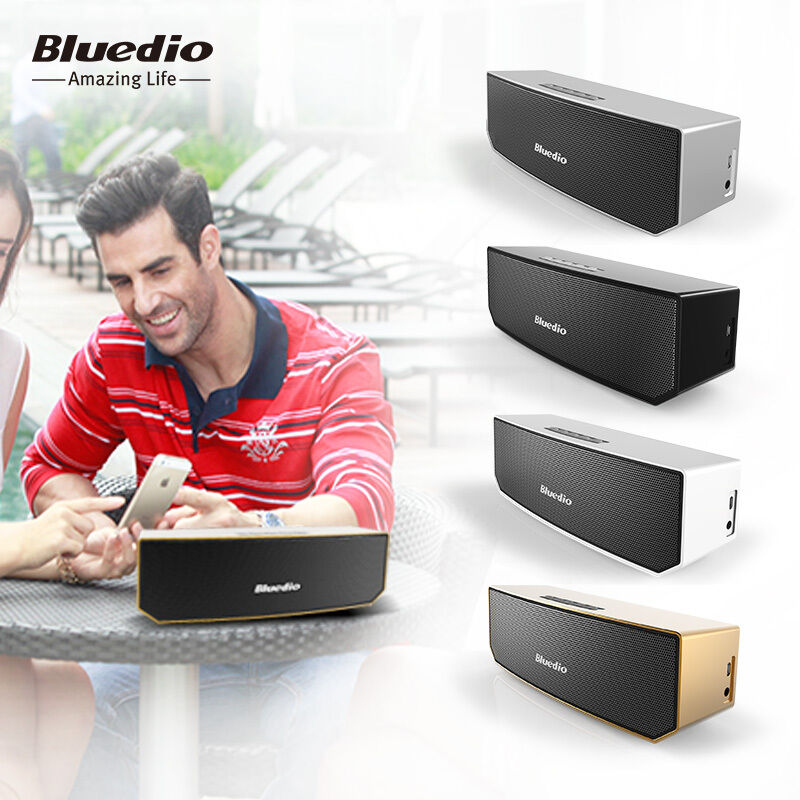 Altavoces bluetooth Bluedio BS-3 por solo 24,99€