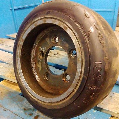 Forklift Tire 12 X 5 X 8