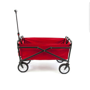 Wanted outdoor cart wagon foldable as pictured