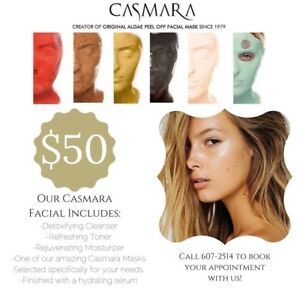 CASMARA MASK FACIAL SPECIAL $50 Save $10