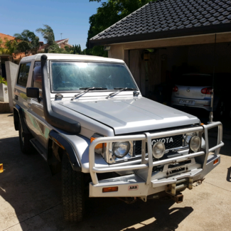 Toyota landcruiser fj73 Keilor Lodge Brimbank Area Preview