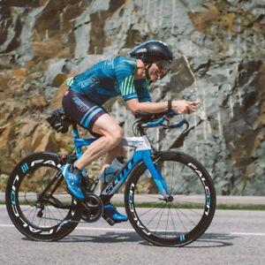 Vélo de triathlon Scott Plasma 2013 custom
