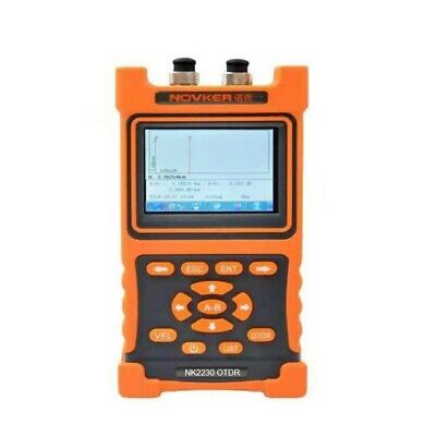 NK2230 Handheld OTDR Optical Time Domain Reflectometer 1310/1550nm With VFL tps