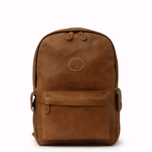 NEW ROOT'S GENUINE LEATHER BACKPACK