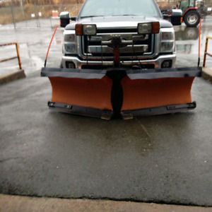 Snow plow blade for sale!