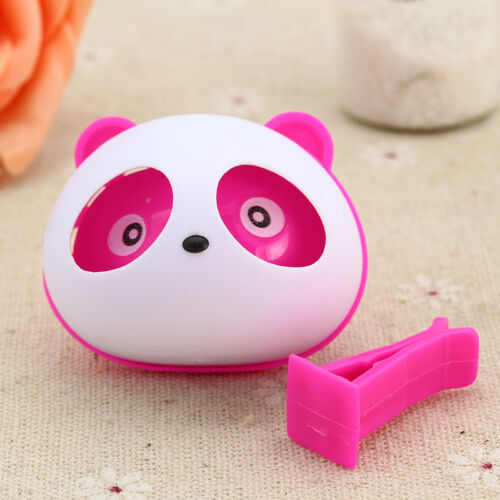 Lovely Panda Car Auto Air Freshener Cute Clip Perfume Diffuser For Car & Home