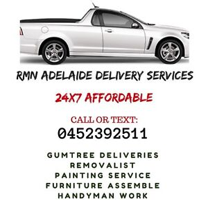 RMN ADELAIDE DELIVERY SERVICE 24/7 AVAILABLE Campbelltown Campbelltown Area Preview