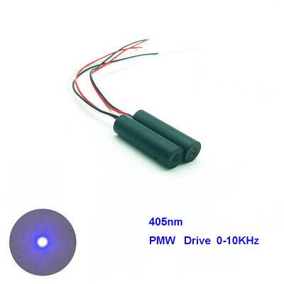 405nm 5mw 30mw 50mw Blue Violet Laser Module Frequency Adjustable Laser Light