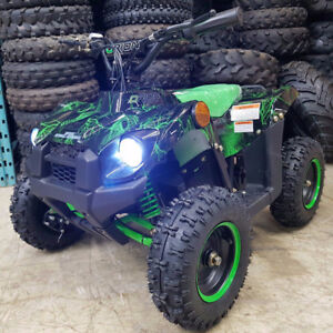 800 WATTS VRX KIDS ATV ELECTRIC MINI QUAD