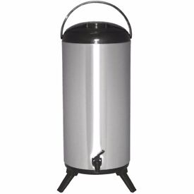 OLYMPIA Beverage Dispenser 14L capacity. Stainless steel only used 2 months