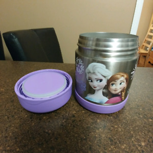 Frozen snack thermos