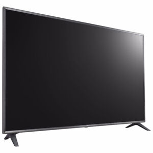 """75"""" LG Smart TV with 4K resolution"""