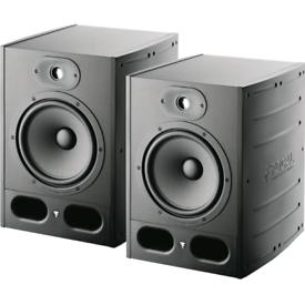Focal Alpha 80 Active Studio Monitors Pair