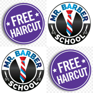 Free Hair Cuts and Hot Shaves! This week only.