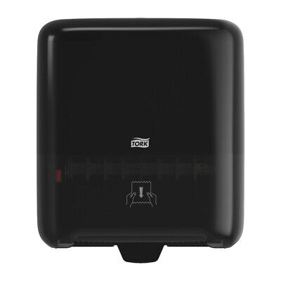 Tork 551028a Elevation Matic Hand Towel Roll Dispenser H1 Systemblack New