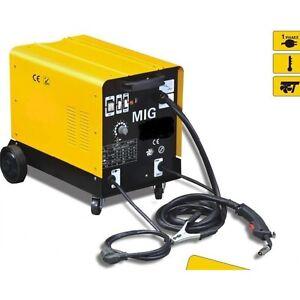 Soudeuse MIG 195 amp neuf avec ou sans gaz