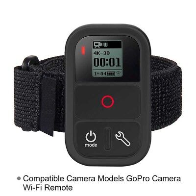 Adjustable WiFi Remote Control Hand Wrist Strap Band for GoPro HERO 6 5