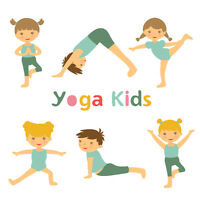 Rocky Retreats Presents: Kids Yoga Play {April 9th-May14th 2016}