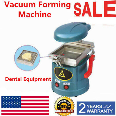110v Dental Vacuum Formingmolding Machine Former Thermoforming Lab Equipment