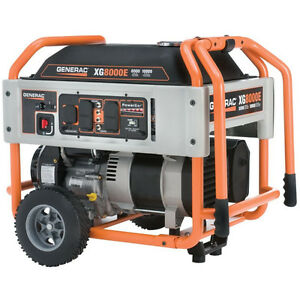 POWER GENERATORS from $399 !!  ARIENS & GENERAC - ALL SIZES!!