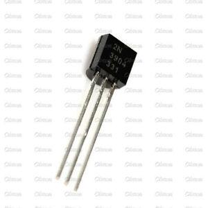 100Pcs-2N3904-TO-92-NPN-General-Purpose-Transistor