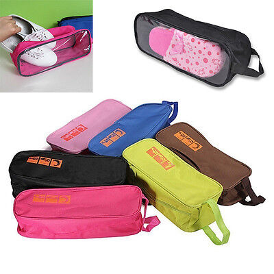 Football Boot Shoes Bag Sports Gym Rugby Hockey Carry Storage Case Waterproof