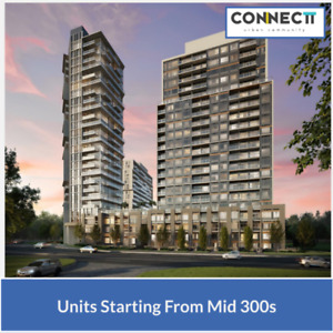 Connectt Condos | Milton | New Launch
