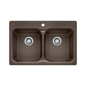 Blanco 400307 Vision 210 Double Drop In Kitchen Sink