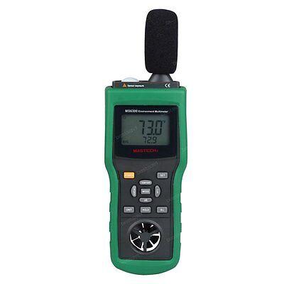 Mastech Ms6300 Multifunctional Meter