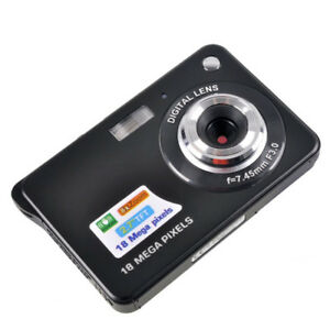 New  18 MP Digital Camera with 2.7 inch TFT LCD HD