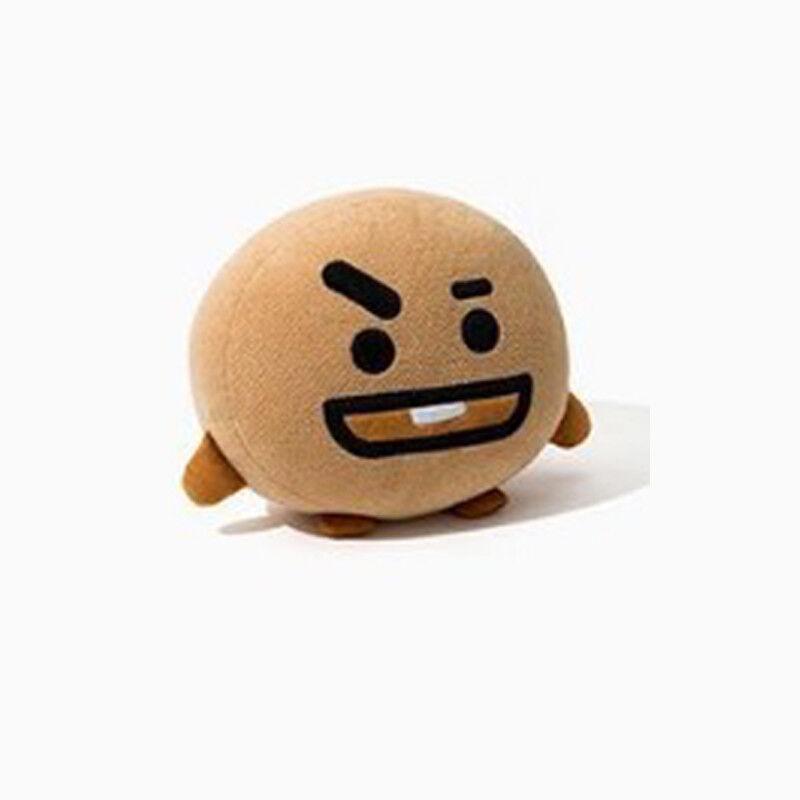 BTS BT21 TATA SHOOKY RJ KOYA CHIMMY COOKY MANG Plush Toy Pillow Doll Cushion New