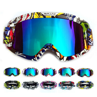 Motorcycle Off-Road Racing Goggles ATV Dirt Bike Eyewear Motocross MTB Glasses Road Race Motorcycle