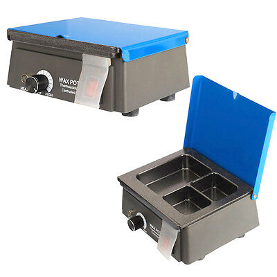 Usa Dental Melting Pot Analog Wax Heater Pot Jt-15 For Dental Lab Use Equipment